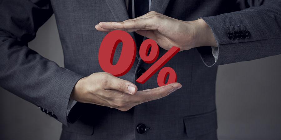 Le crédit à taux zéro